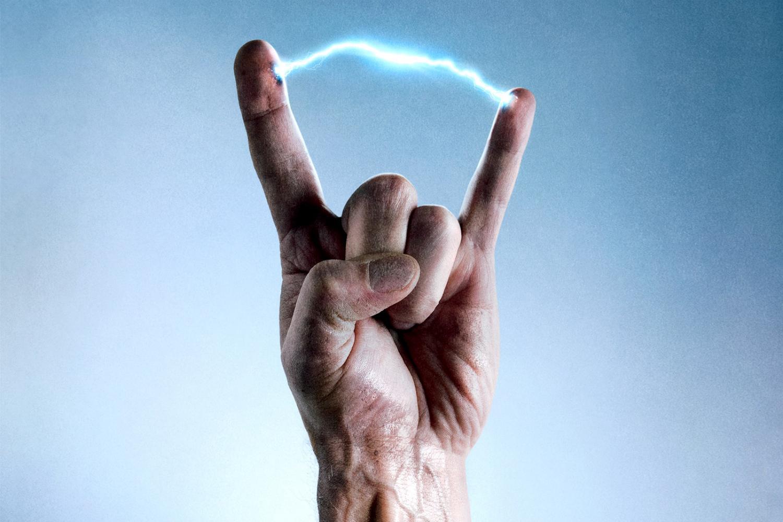 elektryczna dłoń