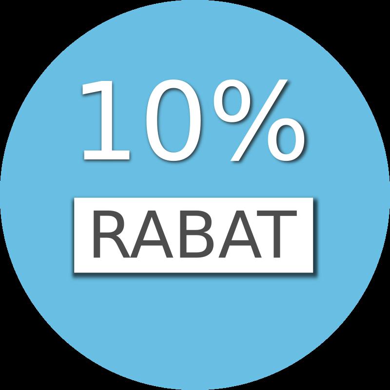 ikona rabat 10%